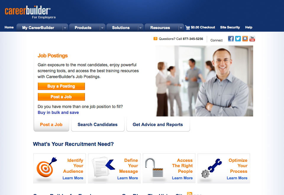 CareerBuilder.com for Employers